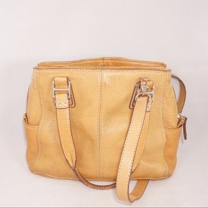 Fossil 75082 Classic Leather Shoulder/Handbag